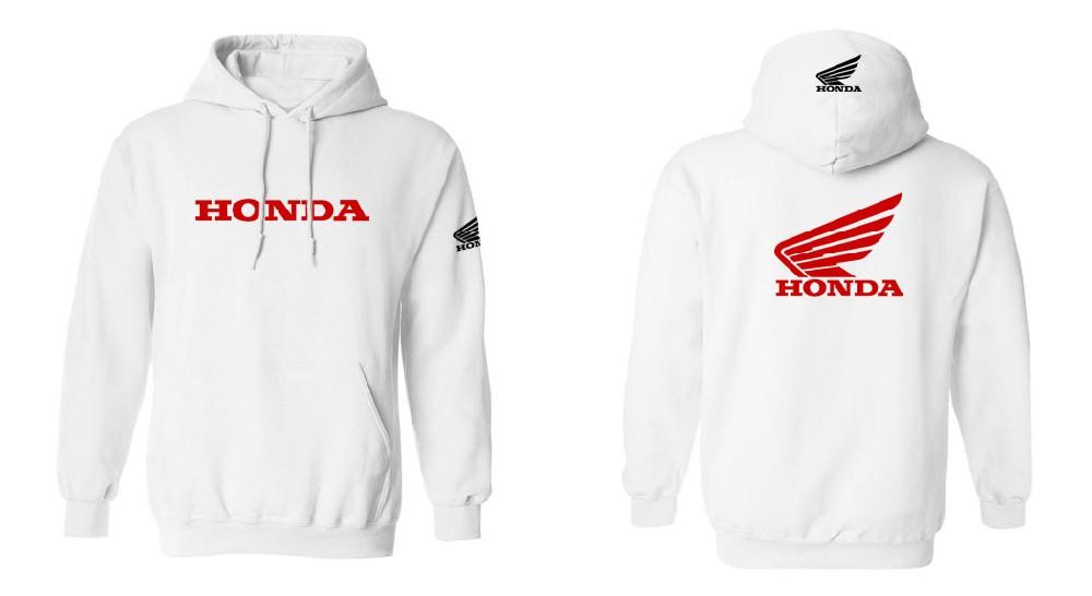 Mikina s potlačou Honda