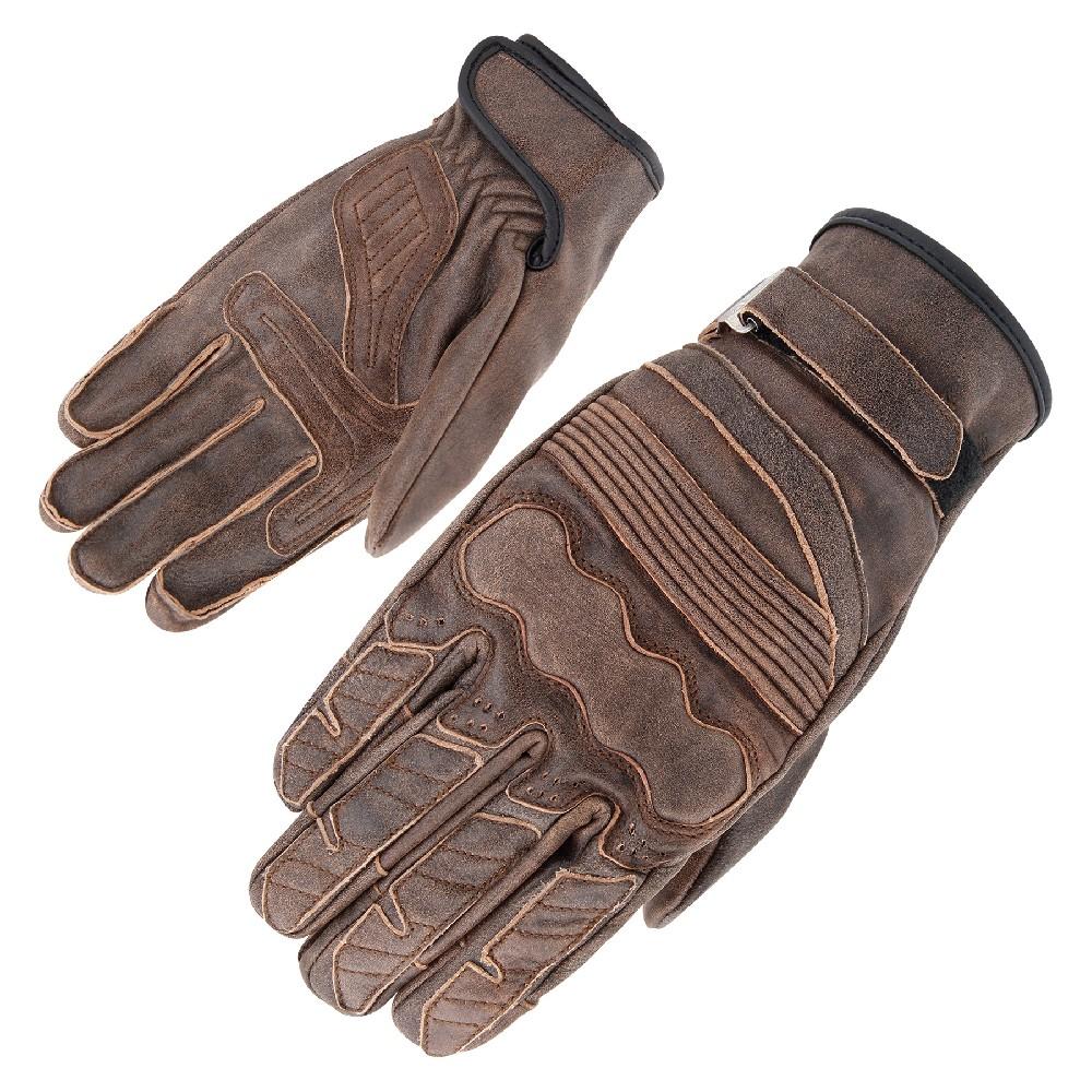 Orina rukavice Highway hnedé