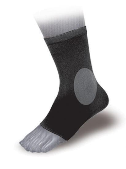 Ortema X-foot silikon - členky