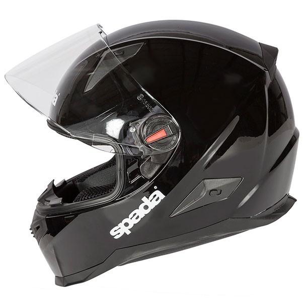 Spada Prilba RP900 čierna integrála lesklá