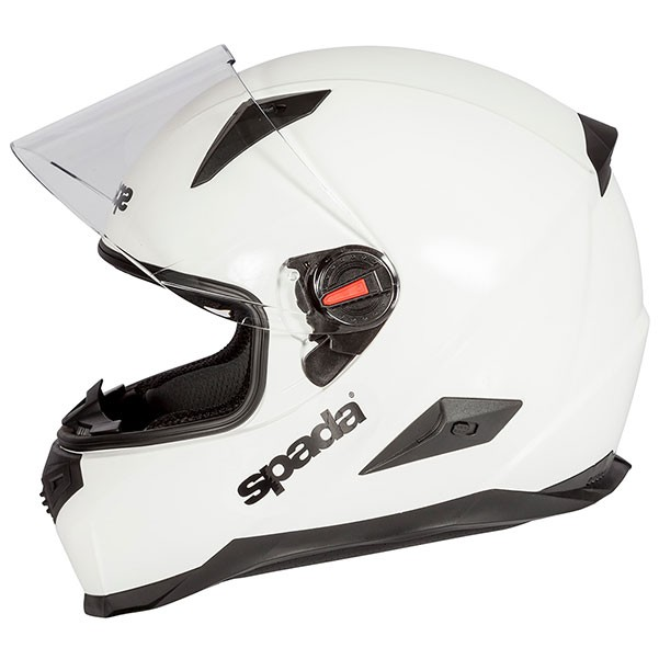 Spada Prilba RP900 biela integrála lesklá